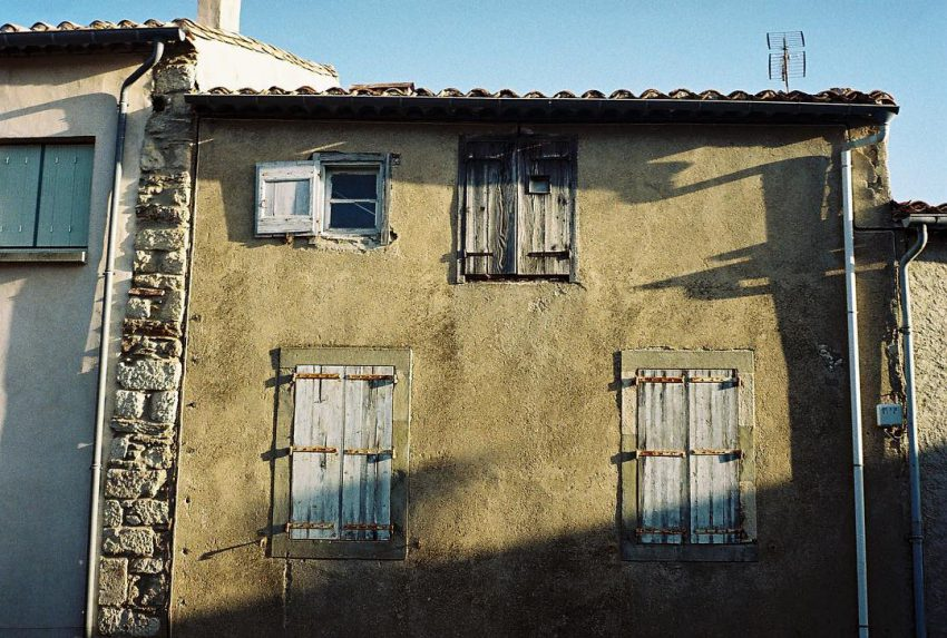 #france #village #filmisnotdead #trip35 #analog