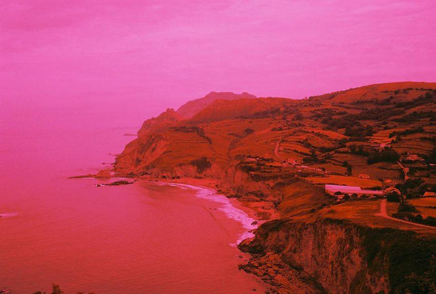 #trip35 #filmisnotdead #analog #landscape #ocean #istillshootfilm #sea