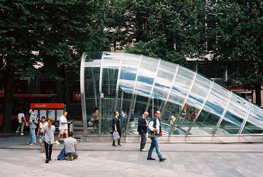 #analog #35mm #urban #architecture #filmisnotdead #reflections