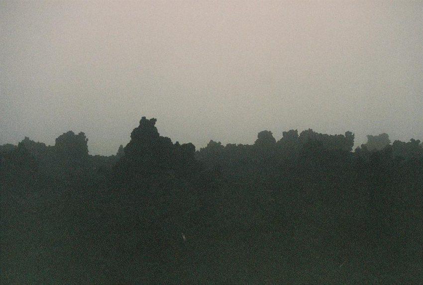 Lava and Fog