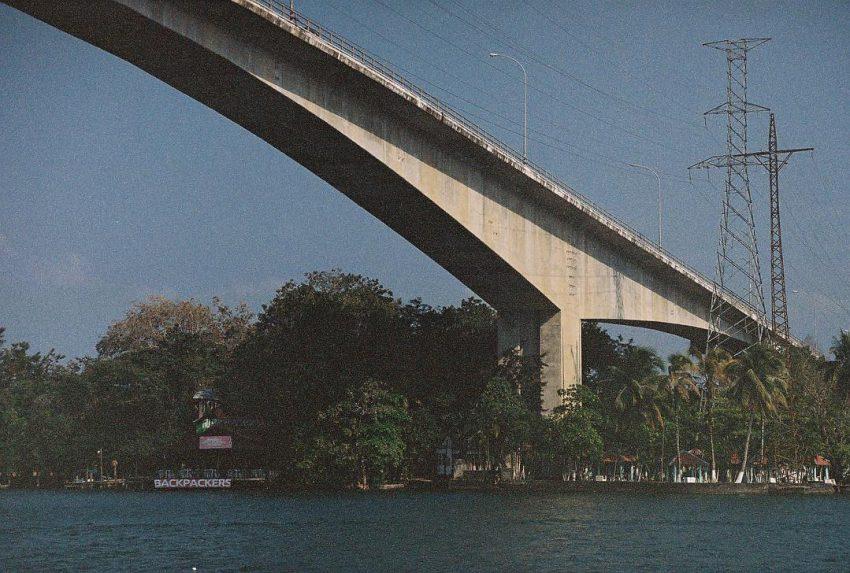 The longest bridge in Central America