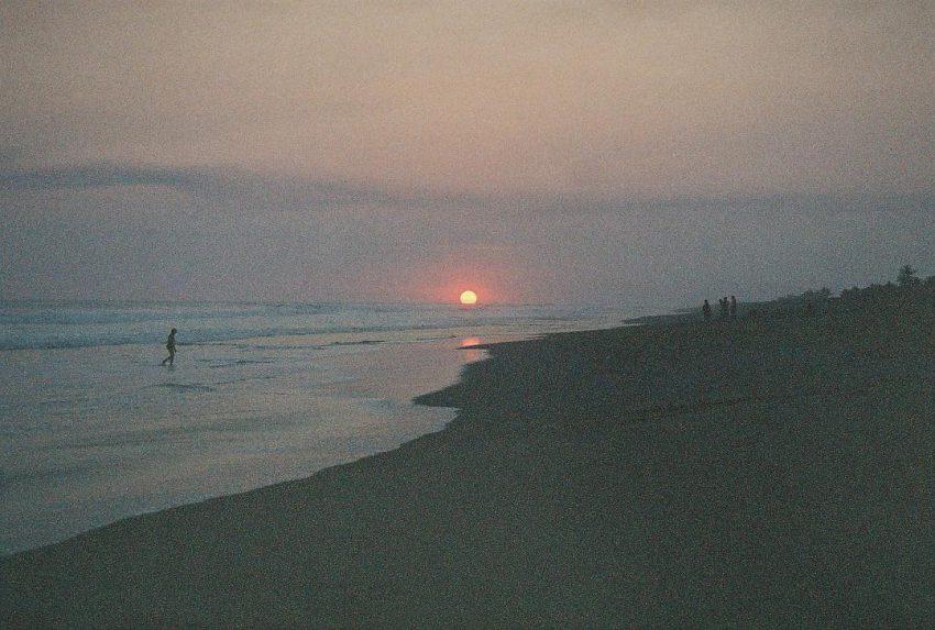 Last sunset in Guatemala